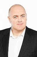 Dara O'Briain, very funny on The Apprentice: You're Fired and Mock The Week.