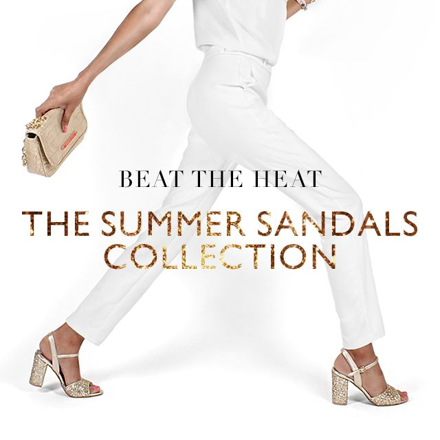 The Sandal Edition @Gianna Kazakou Online