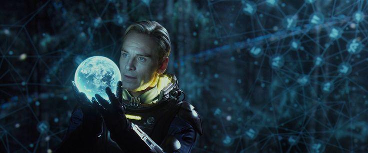 Prometheus - DOP: Dariusz Wolski