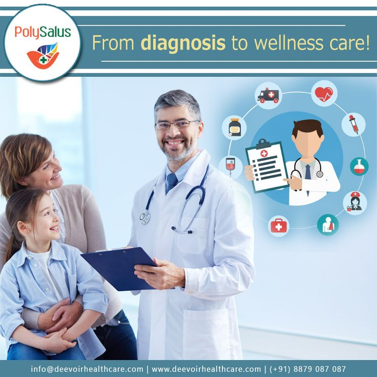 #Health #diagnosis is the key to #HealthyLiving! #Polysalus #dEEVOiR #HealthCare #Mumbai