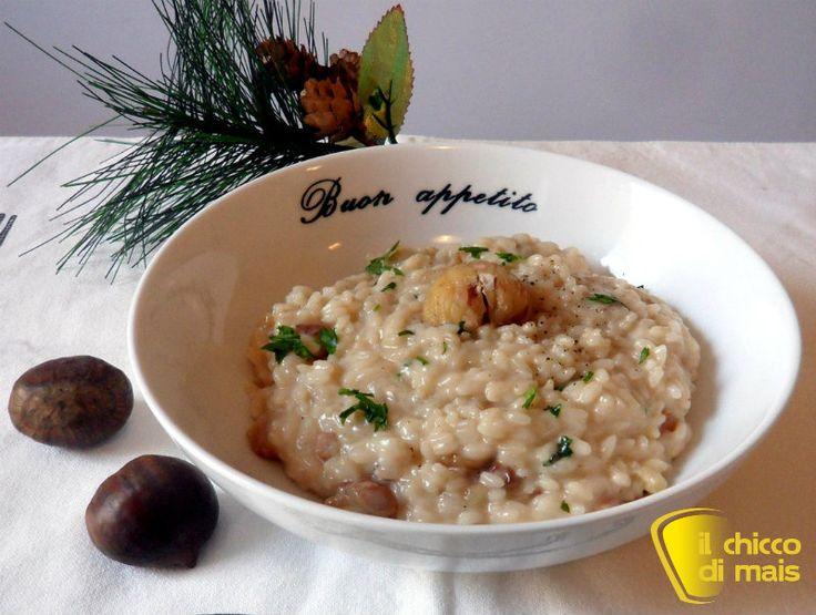 #Risotto alle #castagne #ricetta #vegetariana il #chiccodimais #rice #chestnut #chestnuts #recipe #vegetarian http://blog.giallozafferano.it/ilchiccodimais/risotto-alle-castagne-ricetta-vegetariana/