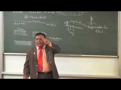 XI 10 04 Fluid flow and Bernoulli's theorem 2015 Pradeep Kshetrapal Phys...