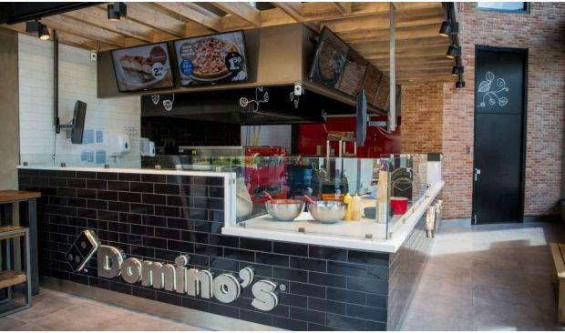 Domino's Pizza sterk in online verkopen