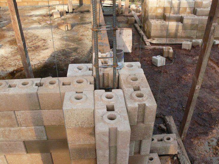 25 best ideas about interlocking bricks on pinterest for Interlocking brick house plans
