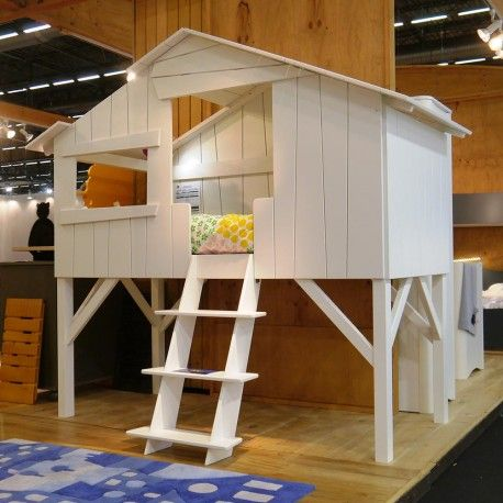 tuto cabane en carton affordable with tuto cabane en carton affordable modele de chambre fille. Black Bedroom Furniture Sets. Home Design Ideas