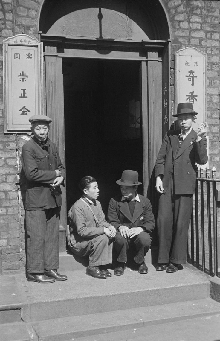 11/4/17 Why did 300 Chinese fathers vanish from Liverpool in 1946 after wartime service in British merchant navy?  Kept secret by the British government, the disappearance of sailors who'd braved German U-boats through the second world war left many Eurasian children to grow up not knowing what happened to their dads