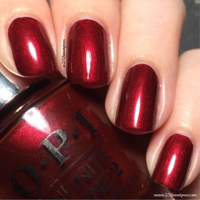 OPI Infinite Shine: Ich bin keine Kellnerin – Nails
