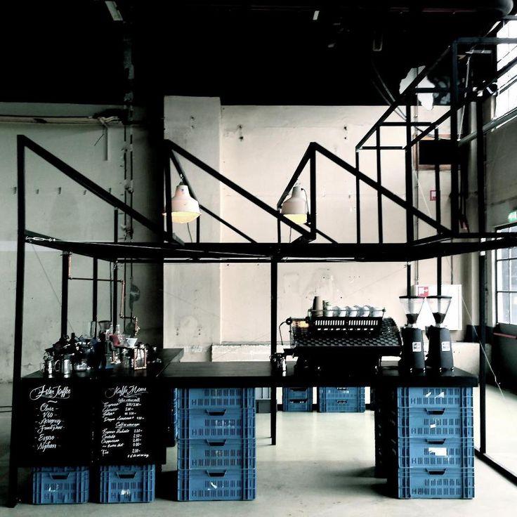 Kaffee Fabrik   A Pop Up Coffee Bar.