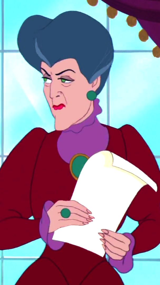 Villian lady tremaine a collection of other ideas to try for Evil stepmother coloring pages