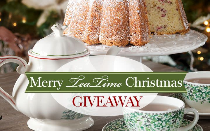 2017 Merry TeaTime Christmas Giveaway 1