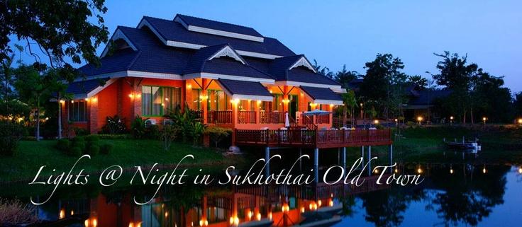 Sukhothai hotel - Le Charme Sukhothai Resort l Close to UNESCO World Heritage Site