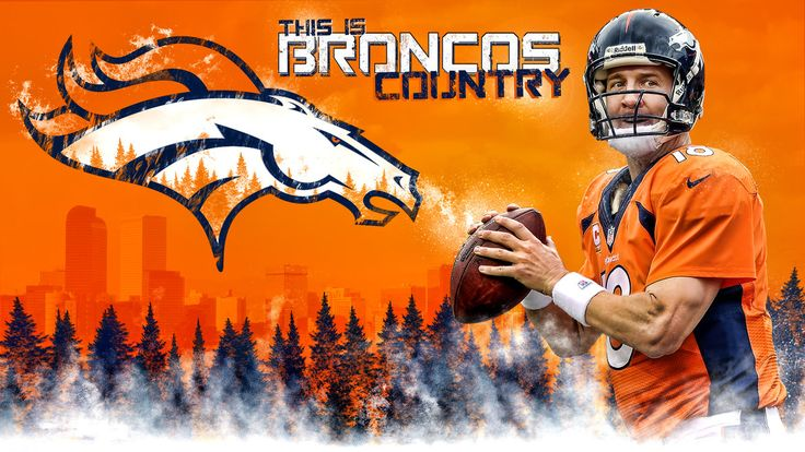 denver broncos schedule wallpaper   Denver Broncos Peyton Manning Broncos Country Wall by ...