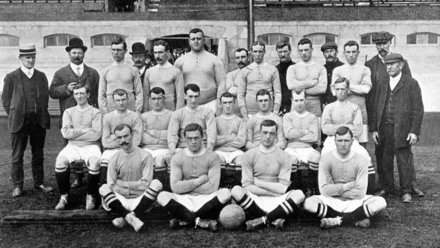 On the evening of 10 March 1905 in an upstairs room at the Rising Sun pub, Chelsea FC was formed.