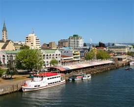 imagen de Valdivia, Chile (p. 256 Realidades textbook)