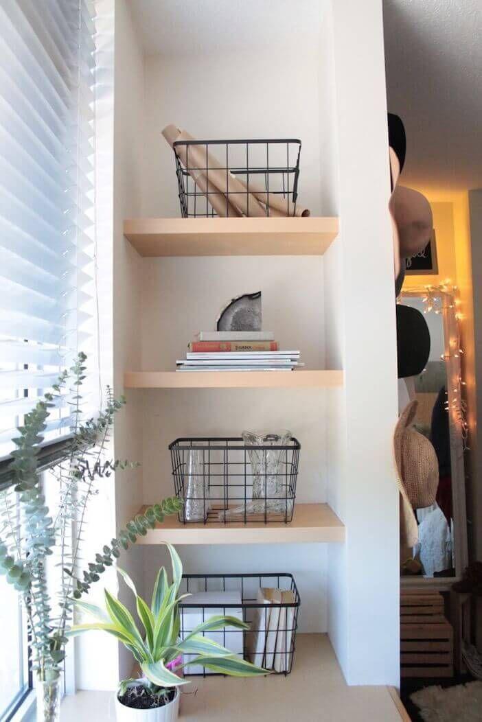 28 Small Bedroom Organization Ideas