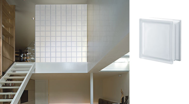 Oltre 25 fantastiche idee su bagno in mattone su pinterest - Piastrelle vetrocemento ...