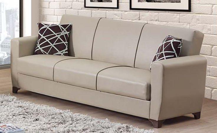Cream Leather Sofa A Great Choice For Modern Homes 2019 Cream