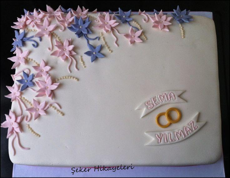 Şeker Hikayeleri: Nişan Pastası