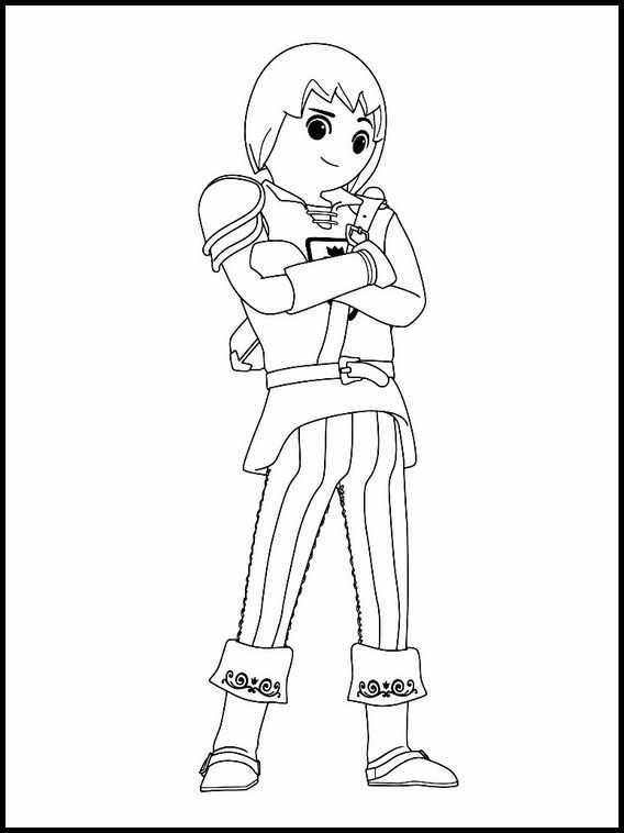 Printable Coloring Pages For Kids Super 4 Playmobil 13 Printable Coloring Pages Coloring Pages For Kids Online Coloring Pages