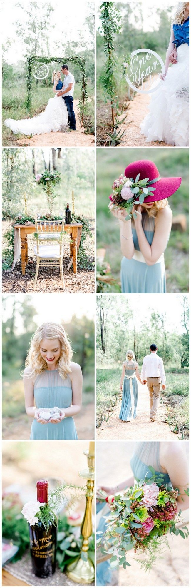 Perfect First Wedding Anniversary Photo Ideas @damorphoto . See more stealworthy ideas: http://www.confettidaydreams.com/perfect-first-wedding-anniversary-photo-shoot/