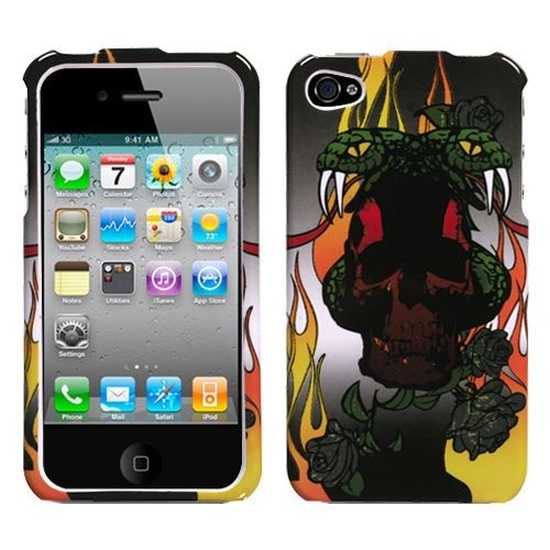 Let's make difference with Fire Snake hard case for iPhone 4/4S. ONLY $9.99 and Free Shipping in the US.: 4S Snapon, Snapon Facepl, Iphone 44S