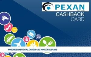 Cashbackcard more than 40 Countries