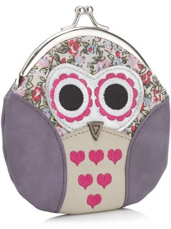 Barnowl Purse from Accessorize give.as/wsZ2V8 Raises £0.21 for your charity through www.giveasyoulive...
