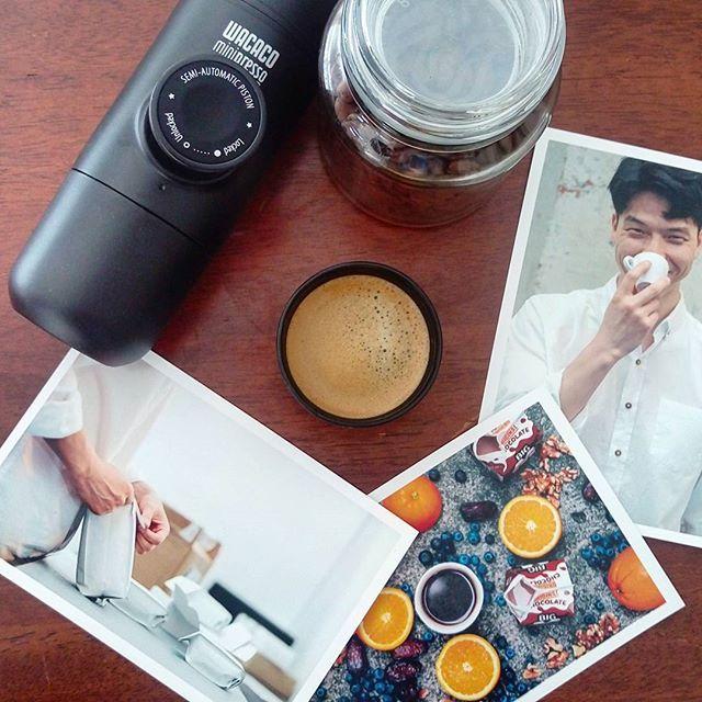 Crema - #success #coff_phie #coffee #espresso #minipresso #acoffee #coffeetime #커피 #커피스타그램 #모닝커피 #성공