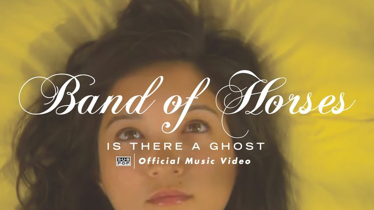 Band of Horses - Is There a Ghost [OFFICIAL VIDEO] Used in an episode of the great and too-seldom mentioned TV series Fringe. A nice alt-rock addition to your Halloween playlist.