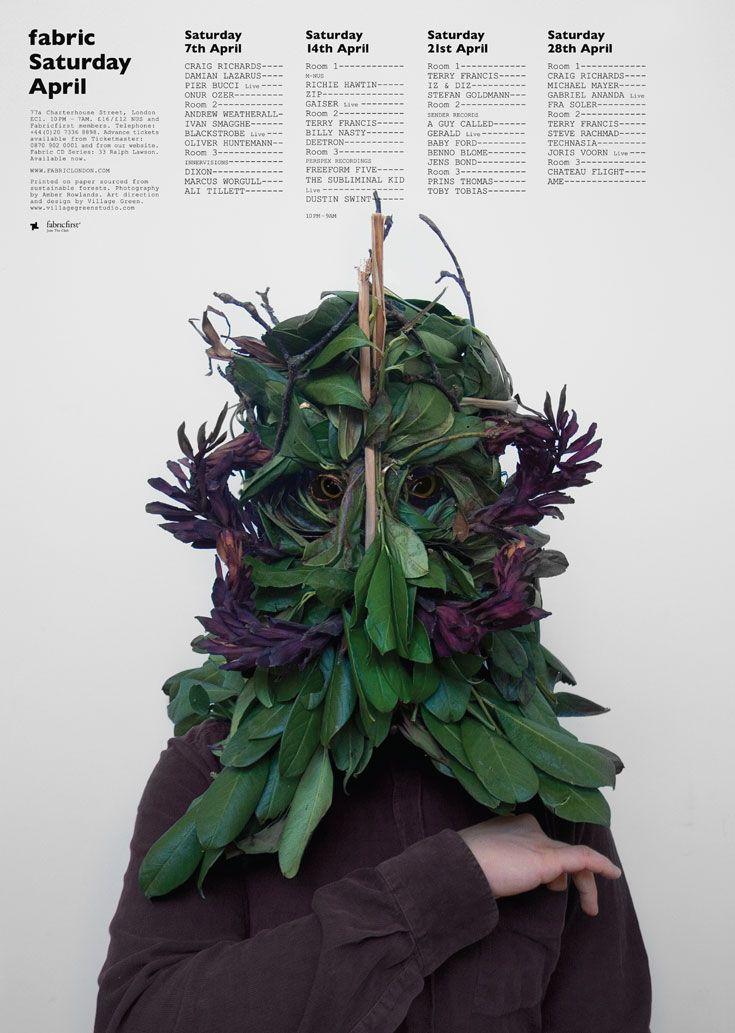 Fabric by Tom Darracott