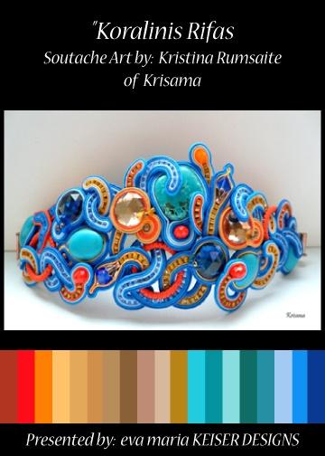 Colorway: Kristina Rumsaite