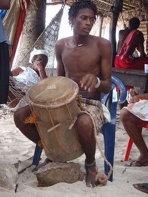 History of The World: Dangriga, Belize