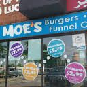 Mini Moes Burgers Fries and Funnel Cakes