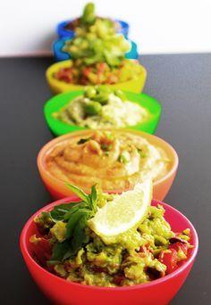 Easy recipe for veggie dip