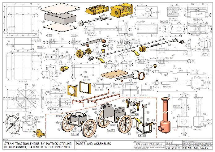 Engineering Drawings Pdf Google Search Sketch
