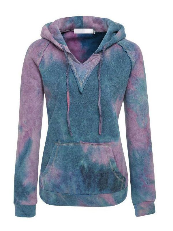 It's all about options, ladies.Get a head start on fall with this Fashion Starry Gradient Hooded Sweatshirt. Only $30.99 now. Find your favorite at WEALFEEL.COM