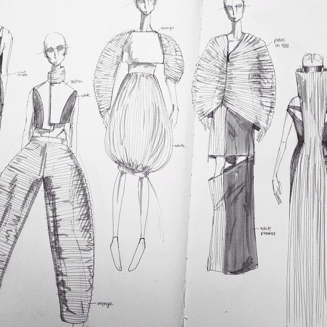 Fashion Design Ideas find this pin and more on fashion designillustration Fashionary Hand A Fashion Illustration Blog