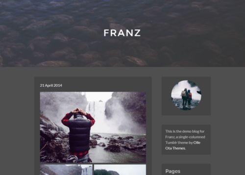 Franz | Olle Ota Themes