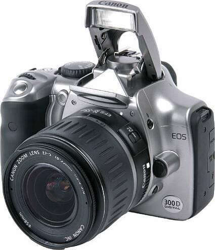 Canon 300D - The original