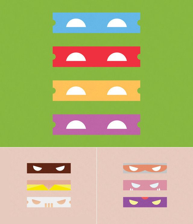 Minimalist Classroom History : Best images about tmnt on pinterest coins onesie