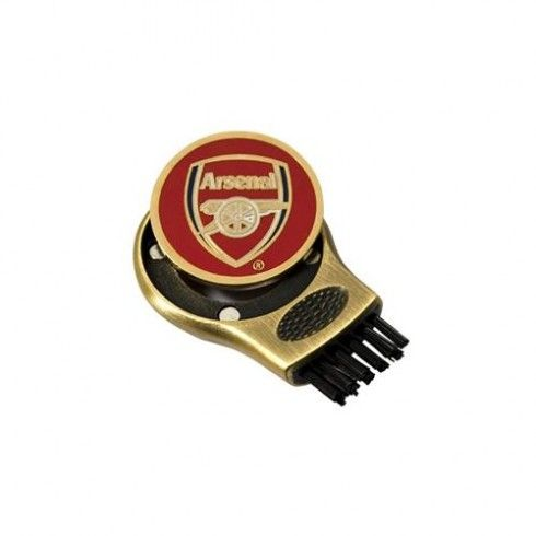 Arsenal F.C. Gruve Brush & Marker