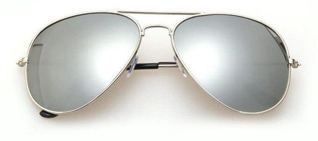 Aviator Sunglasses Women Men Brand Designer Sun Glasses Mirror Glasses