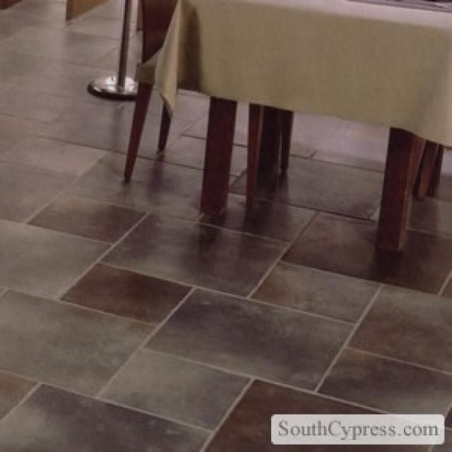 Jaw dropping unique kitchen tile ideas you 39 ll want for for Unusual kitchen flooring ideas
