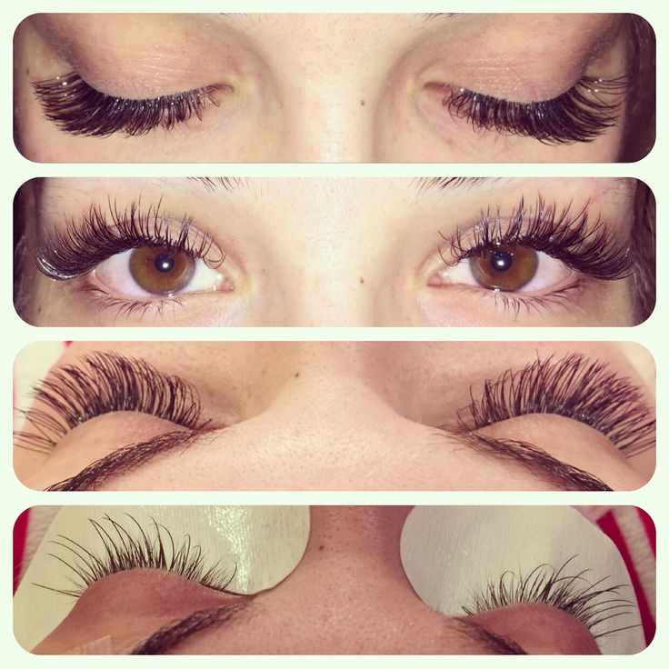 how to clean your eyelash extension