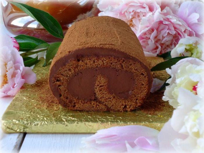 Сливочный трюфельный крем для торта