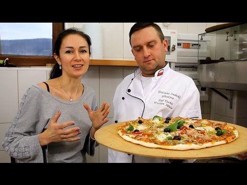 Jak zrobić pizzę w domu taką jak z pizzerii. Przepis zdradzony przez Sze...