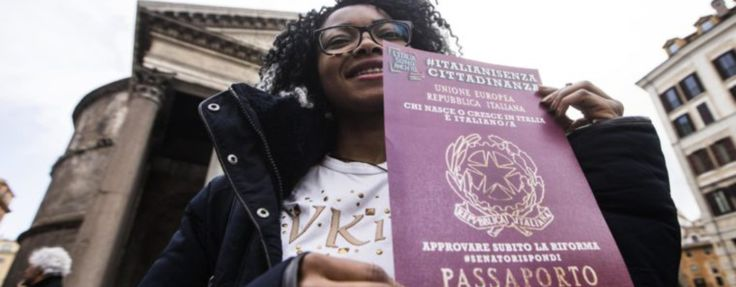 Italy: Second generation immigrants wait for passports