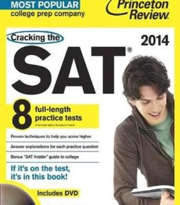 Cracking The Sat With 8 Practice Tests 2014 Edition (College Test Preparation) PDF