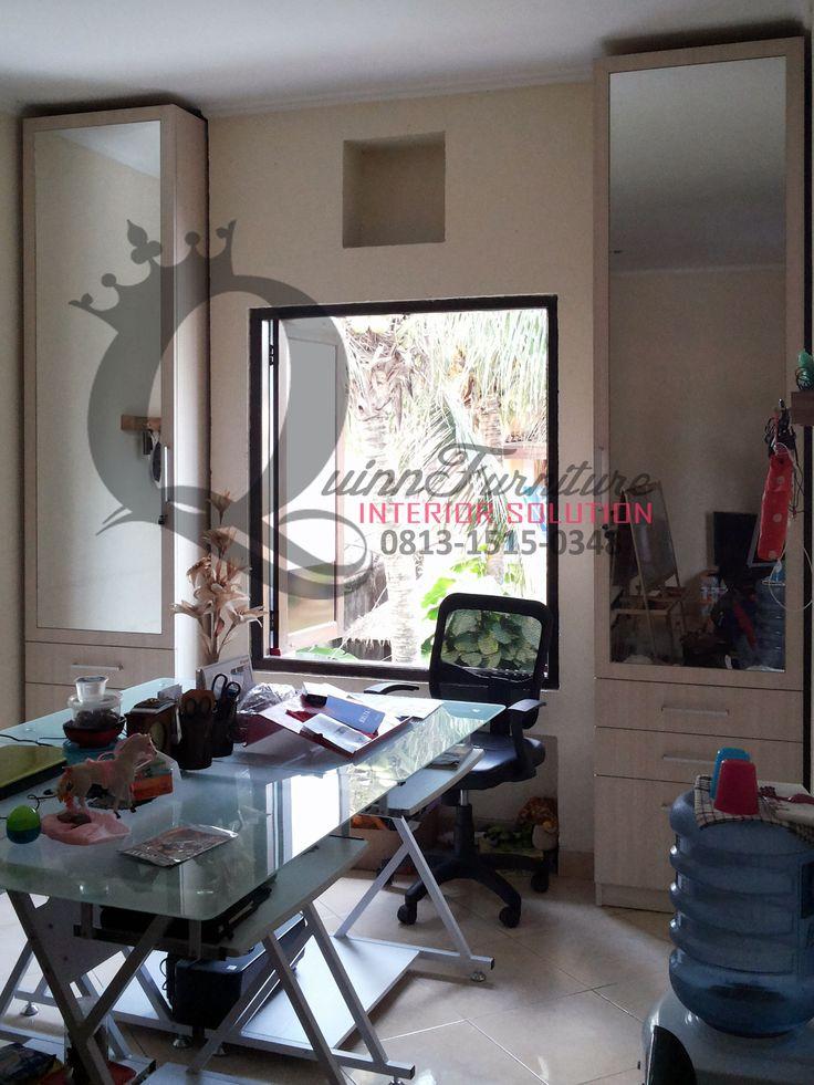 Lemari File Rumah - Workshop Furniture