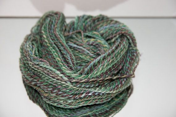 4 ounce 128 yard skein of Aran Weight Yarn 8 by HausWerkshoppe
